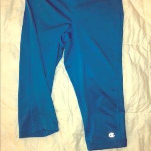 Capri Workout pants